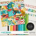 Sizzlin' Summer {Bundle} by Digilicious Design