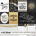 Leaving The Nest: Graduation Day Cards by Traci Reed
