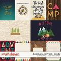 Destinations: Vol 5 - Cards by Studio Basic and Studio Flergs