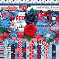Red, White, and Cute by Meghan Mullens