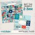Seas The Day Bundle by Digital Scrapbook Ingredients