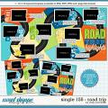 Cindy's Layered Templates - Single 155: Road Trip by Cindy Schneider