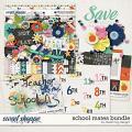 School Mates Bundle by Dream Big Designs