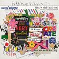 Kindy Kid {add-on} by Amanda Yi & Digilicious Design