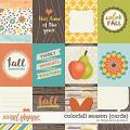 ColorFALL Season {cards} by Blagovesta Gosheva