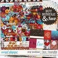 My Zodiac - Leo : Bundle by Amanda Yi & Juno Designs
