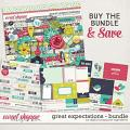 Great Expectations Bundle by Digital Scrapbook Ingredients