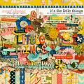 It's The Little Things Kit by Brook Magee and Studio Basic