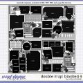 Cindy's Layered Templates - Double It Up: Blocked 4 by Cindy Schneider