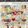Secret Ingrediente: Love Kit by Studio Basic and Mommyish