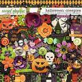 Halloween Creepies by Studio Flergs & Digital Scrapbook Ingredients