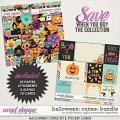 Halloween Cuties Bundle by Studio Flergs & Digital Scrapbook Ingredients
