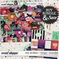 My Zodiac - Virgo : Bundle by Amanda Yi & Juno Designs