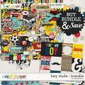Hey Dude : Bundle by Amanda Yi