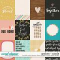 Gather Cards by Brook Magee, Kristin Cronin-Barrow & Studio Basic Designs