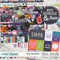 My Zodiac - Libra : Bundle by Amanda Yi & Juno Designs