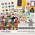 Boo Boulevard-Bundle by Melissa Bennett