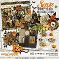 Fall-o-ween: COLLECTION & *FWP* by Studio Flergs