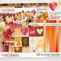 Fall in Love: Bundle by Kristin Cronin-Barrow