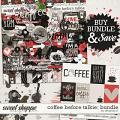 Coffee Before Talkie : Bundle by Amanda Yi
