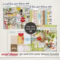 Go And Live Your Dream Bundle by Studio Basic