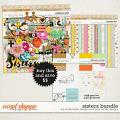 Sisters Bundle by Studio Basic and Pink Reptile Designs