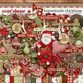 Homemade Christmas by WendyP Designs