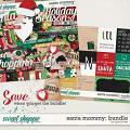 Santa Mommy: Bundle by Grace Lee