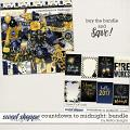 Countdown to Midnight: Bundle by lliella designs