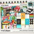 Let's Review - Bundle by Kristin Cronin-Barrow, Studio Basic Designs & Brook Magee