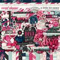 A Little Bit Sassy by Kristin Cronin-Barrow