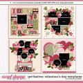 Cindy's Layered Templates - Get Festive: Valentine's Day by Cindy Schneider