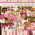Get Festive: Valentine's Day by Kristin Cronin-Barrow & Digital Scrapbook Ingredients
