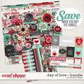 Day of love - bundle by WendyP Designs