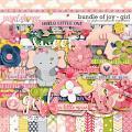 Bundle Of Joy - Girl by Digital Scrapbook Ingredients