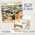 Our Trip: In The Air Bundle by Digital Scrapbook Ingredients