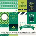 Get Festive: St Patrick's Day | Cards by Kristin Cronin-Barrow & Digital Scrapbook Ingredients