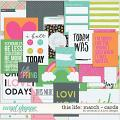 This Life: March - Cards by Amanda Yi & Juno Designs