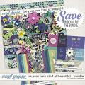Be your own kind of beautiful - Bundle by WendyP Designs