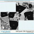 Cindy's Layered Templates - Half Pack 184: Framed 13 by Cindy Schneider