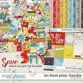 Let Them Play: Bundle by Grace Lee