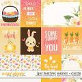 Get Festive: Easter Cards by Kristin Cronin-Barrow & Digital Scrapbook Ingredients