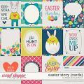 Easter story {cards} by Blagovesta Gosheva