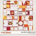 Pocket Addict No.6 by WendyP Designs