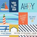 Our Trip: On The Water | Cards by Digital Scrapbook Ingredients