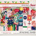 All my Heart - Bundle by Studio Basic Designs, Kristin Cronin-Barrow & Brook Magee