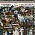 Boyhood Adventures: KIT by Flergs & KCB