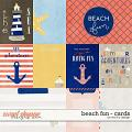Beach Fun - Cards by Red Ivy Design