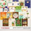 Great Outdoors: Tropical Cards by Kristin Cronin-Barrow
