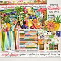 Great Outdoors: Tropical Bundle by Kristin Cronin-Barrow